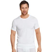 Schiesser Herren T-shirt Rundhals weiß 164233-100 4