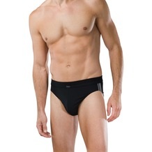 Schiesser Rio-Slip 3er Pack Cotton Stretch schwarz 4