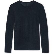Schiesser Shirt langarm nachtblau 4