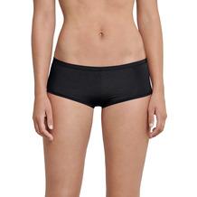Schiesser Shorts schwarz 147198-000 3XL