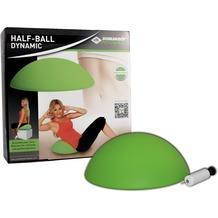 Schildkröt Fitness SK Fit Half-Ball Dynamic, inkl. Handpumpe + Poster