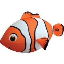 Schildkröt Funsport Neoprene Maxi Fish, orange/white, im 4C-Karton