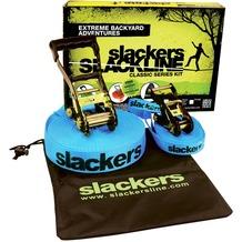 Slackers Slackline Classic 15m, inkl.Teaching Line