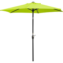 Schneider Schirme Sonnenschirm Bilbao 220/6 apfelgrün