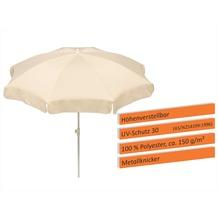Schneider Schirme Sonnenschirm Ibiza 240/8 natur