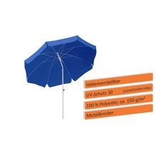 Schneider Schirme Sonnenschirm Ibiza 200/8 blau