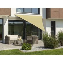 Schneider Schirme Sonnensegel Lanzarote schilf 360x360x360