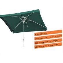 Schneider Schirme Sonnenschirm Oslo 300x200 grün