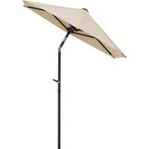 Schneider Schirme Sonnenschirm Salerno mezzo 150x150 natur
