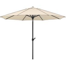 Schneider Schirme Sonnenschirm Adria 350/8 natur