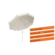 Schneider Schirme Sonnenschirm Ibiza 200/8 natur