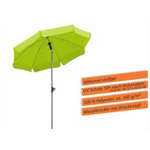 Schneider Schirme Sonnenschirm Locarno 150/8 apfelgrün