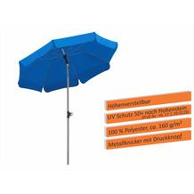 Schneider Schirme Sonnenschirm Locarno 150/8 royalblau