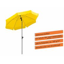 Schneider Schirme Sonnenschirm Locarno 150/8 zitrus