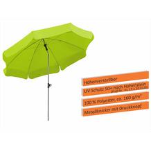 Schneider Schirme Sonnenschirm Locarno 200/8 apfelgrün