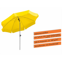 Schneider Schirme Sonnenschirm Locarno 200/8 zitrus
