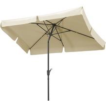 Schneider Schirme Sonnenschirm New York 270x150 natur