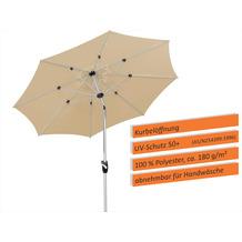 Schneider Schirme Sonnenschirm Venedig 270/8 natur