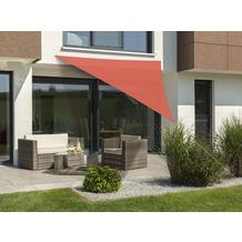 Schneider Schirme Sonnensegel Teneriffa terracotta 360x360x360
