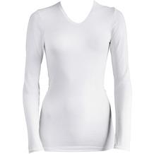Schöller Funktionelle Baumwoll-Serie - Shirt 1/1 Arm Flachrand, weiß 46