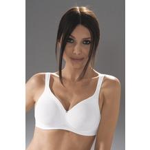 Schöller Damen Soft Molding-BH, weiß 100B