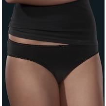 Schöller Miss Crazy - Mädchen Mini Slip, schwarz 140