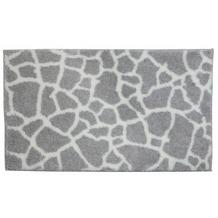 Schöner Wohnen Badteppich Mauritius Des. 005 Col. 001Steine creme 60 cm x 60 cm