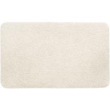 Schöner Wohnen Badteppich Santorin D. 001 C. 000 weiß 55 cm x 65 cm