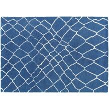 Schöner Wohnen Dream Des.161 Col. 20 Rauten blau 120 cm x 180 cm
