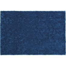 Schöner Wohnen Hochflor-Teppich Emotion 020 blau 70 cm x 140 cm