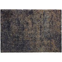 Schöner Wohnen Kollektion Fußmatte Manhattan Design 002, Farbe 044 Vintage anthrazit 67 x 100 cm