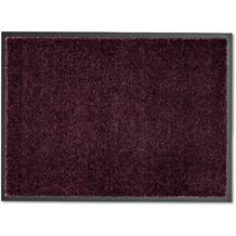 Schöner Wohnen Kollektion Fußmatte Miami Col. 016 kastanienrot 50x70 cm