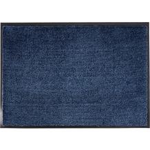 Schöner Wohnen Kollektion Fußmatte Miami Col. 022 dunkelblau 67 x 100 cm