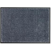 Schöner Wohnen Kollektion Fußmatte Miami Col. 027 polartürkis 50x70 cm