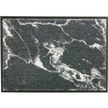 Schöner Wohnen Kollektion Fußmatte Miami Design 001, Farbe 040 Marmor grau 67 x 100 cm