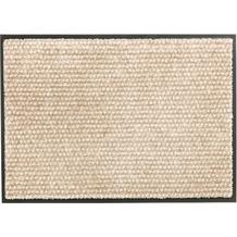 Schöner Wohnen Kollektion Fußmatte Miami Design 002, Farbe 006 Punkte beige 67 x 150 cm