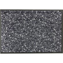 Schöner Wohnen Kollektion Fußmatte Miami Design 004, Farbe 044 Mezzopoint anthrazit-grau 67 x 100 cm
