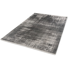 Schöner Wohnen Kollektion Schöner Wohnen Teppich Vision D.211 C.040 Blümchen anthrazit 80x150cm