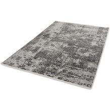 Schöner Wohnen Kollektion Schöner Wohnen Teppich Vision D.213 C.040 Dreiecke anthrazit 80x150cm