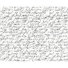 "Livingwalls Mustertapete ""Bohemian Rapsody"", Vliestapete, schwarz, weiss 944825 10,05 m x 0,53 m"