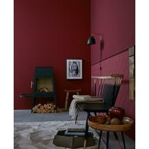 Schöner Wohnen Mustertapete, Vliestapete, metallic, rot 10,05 m x 0,53 m