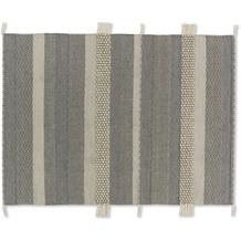 Schöner Wohnen Kollektion Teppich Botana D. 192 C. 045 Streifen beige/grau 140x200 cm