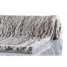 Schöner Wohnen Kollektion Teppich Harmony Des.160 Farbe 4 silber 70x140cm