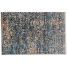 Schöner Wohnen Kollektion Teppich Mystik D. 194 C. 020 blau 133x185 cm