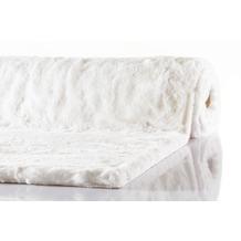 Schöner Wohnen Kollektion Teppich Tender Design 180 Farbe 000 weiß 160 x 230 cm