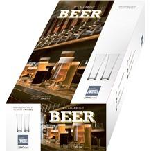 Schott Zwiesel Beer Basic Weizenbierglas mit Mousierpunkt 2er Set 0,5L