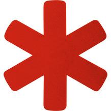 Schulte-Ufer Pfannenschoner, 2-tlg., rot