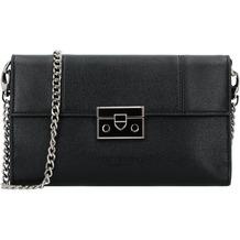 Seidenfelt Roros Clutch Tasche 23 cm black