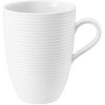 Seltmann Weiden Becher mit Henkel 0,35 l Beat weiß