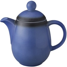 Seltmann Weiden Coup Fine Dining Kaffeekanne 1 royalblau